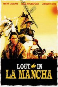 lost in la mancha film poster 2002