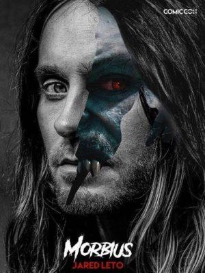 morbius film 2020 poster