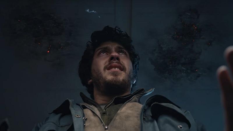 nate wolff mortal film 2020