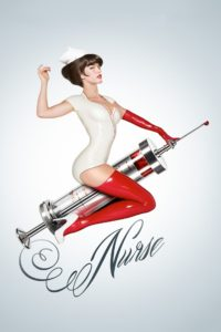 nurse 3d l'infermiera film poster