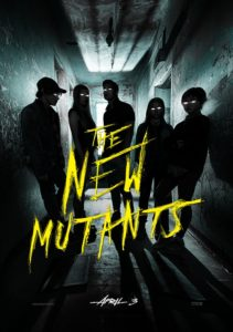the new mutants poster 2020