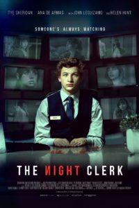 the night clerk film poster 2020