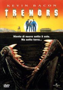tremors film 1990 poster