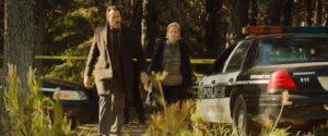 Demián Bichir e Andrea Riseborough in The Grudge (2020)