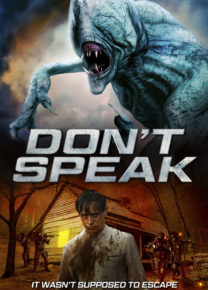 Don't Speak film poster 2020