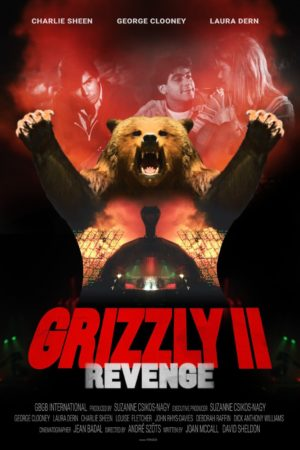 Grizzly II Revenge film poster 2020