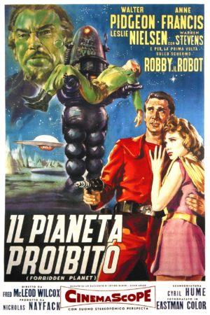 Il Pianeta Proibito film poster
