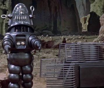 Il pianeta proibito (1956) robby