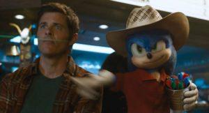 James Marsden sonic il film 2020