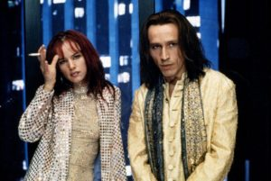 Juliette Lewis e Michael Wincott in Strange Days (1995)