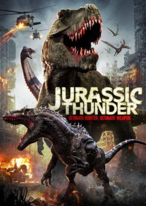 Jurassic Thunder film poster