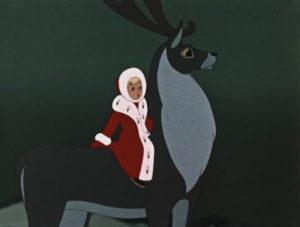 La regina delle nevo 1957 - 4
