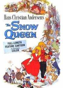 La regina delle nevi 1957 - poster