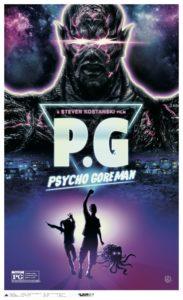 Psycho Goreman film poster