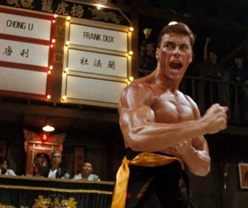 Senza esclusione di colpi (1988) Jean-Claude Van Damme film