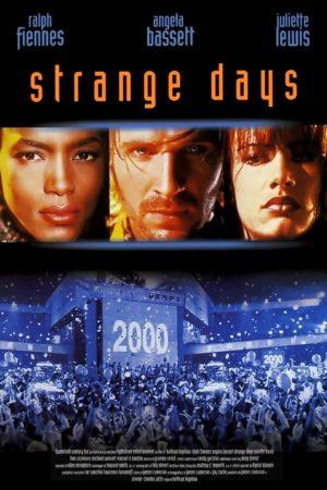 Strange Days di Kathryn Bigelow film poster