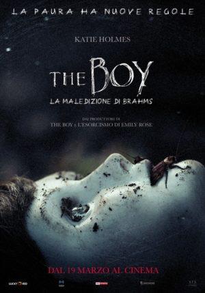 The Boy - La maledizione di Brahms film poster