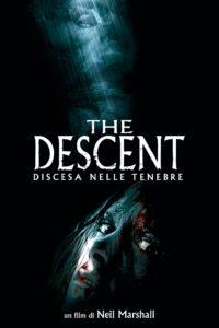 The Descent - Discesa nelle tenebre film poster