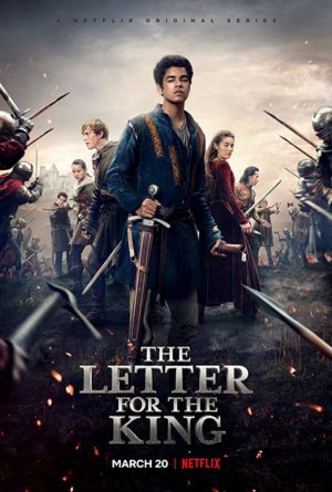 The Letter for the King serie netflix poster