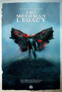 The Mothman Legacy poster 2020