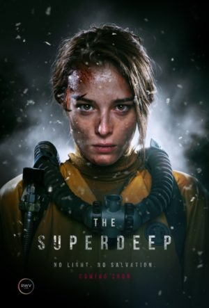 The Superdeep film poster 2020