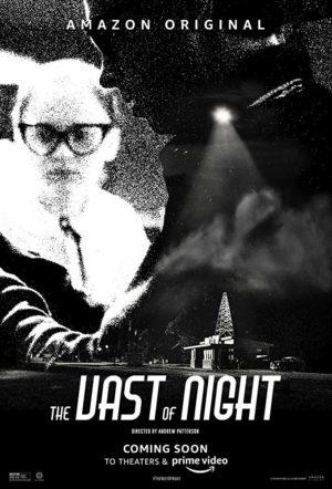 The Vast of Night film poster