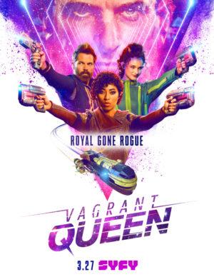 Vagrant Queen serie poster 2020