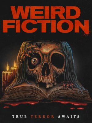 Weird Fiction film horror poster