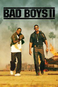 bad boys II film poster