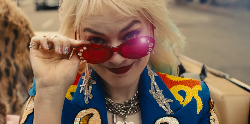 birds of prey film margot 2020