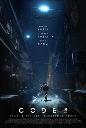 code 8 film poster 2019