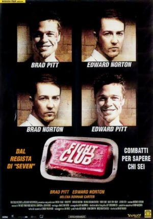fight club film poster