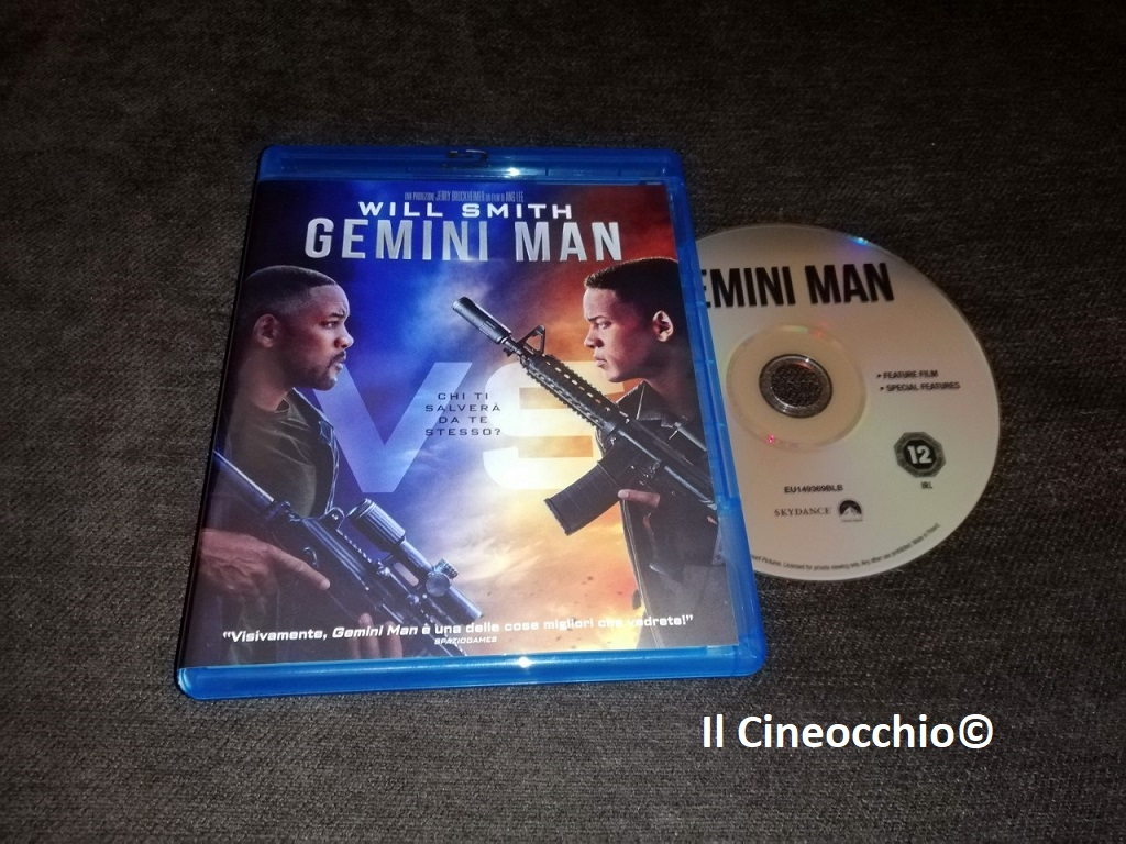 gemini man bluray ita