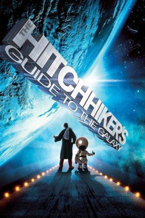 guida galattica per autostoppisti film 2005 poster