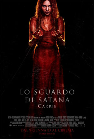lo sguardo di satana carrie 2013 film poster