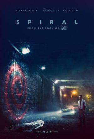 saw spiral film poster