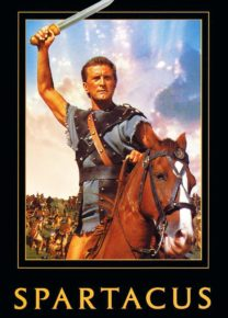 spartacus film poster 1960