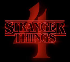 stranger things 4 poster