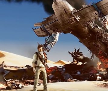 uncharted 3 videogame