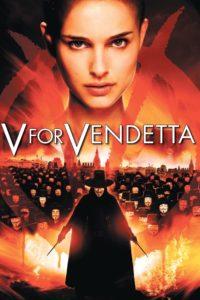 v per vendetta film poster