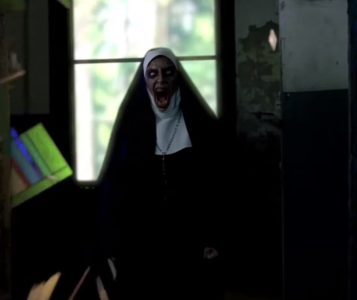 A Nun's Curse film 2020