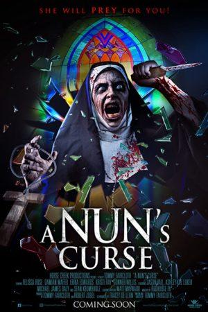 A Nun's Curse film poster 2020