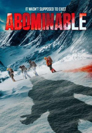 Abominable (2019) film poster