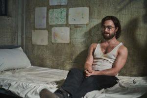 Daniel Radcliffe in Escape from Pretoria (2020)