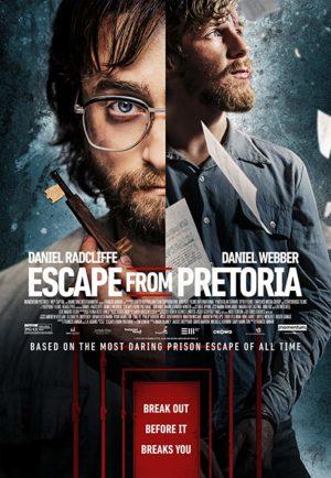 Escape from Pretoria (2020) film poster