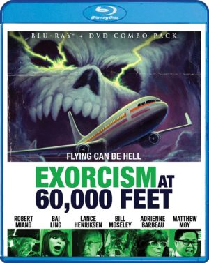Exorcism at 60,000 Feet film poster