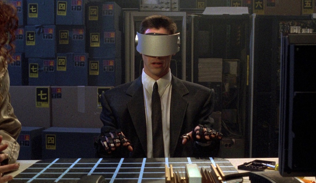Johnny Mnemonic (1995) keanu
