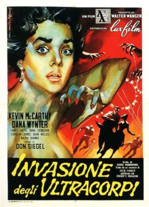 L'invasione degli ultracorpi (1956) film poster