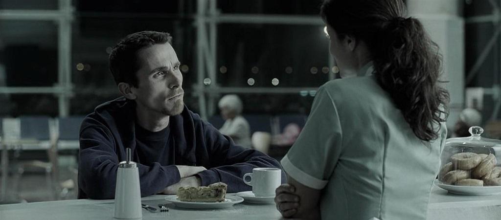 L'uomo senza sonno film Christian Bale e Aitana Sánchez-Gijón