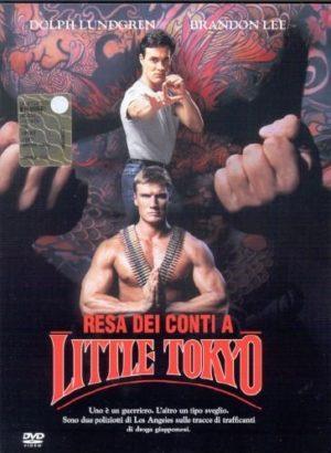 Resa Dei Conti A Little Tokyo film poster